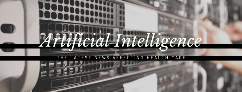 Artificial intelligence developments affecting health care