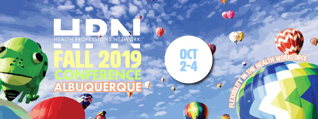 HPN Fall 2019 Conference: Flexibility in the Health Workforce