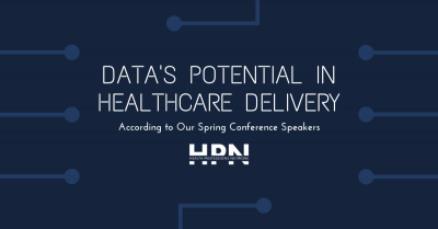 data's potential in healthcare delivery according to our spring conference speakers